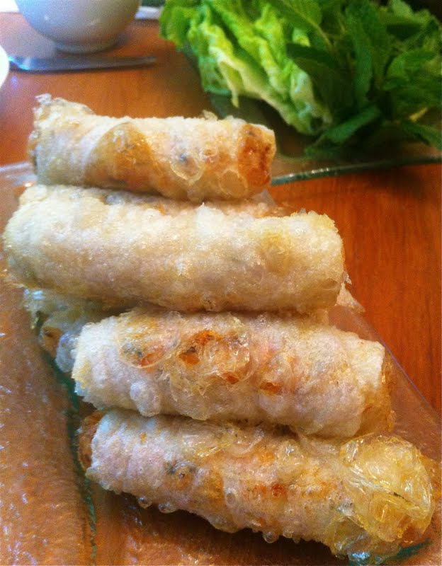 Cha Gio: Crispy Vietnamese Spring Rolls | OMNIVOROUS